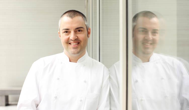 Executive Chef im Modern: Abram Bissell (©Melissa Horn)