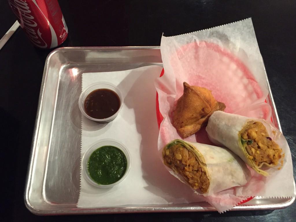 Einfach lecker - indisches Street Food