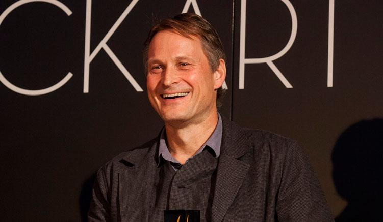 Claus Meyer bei der Verleihung des Eckart 2015 (Foto: BMW Group)