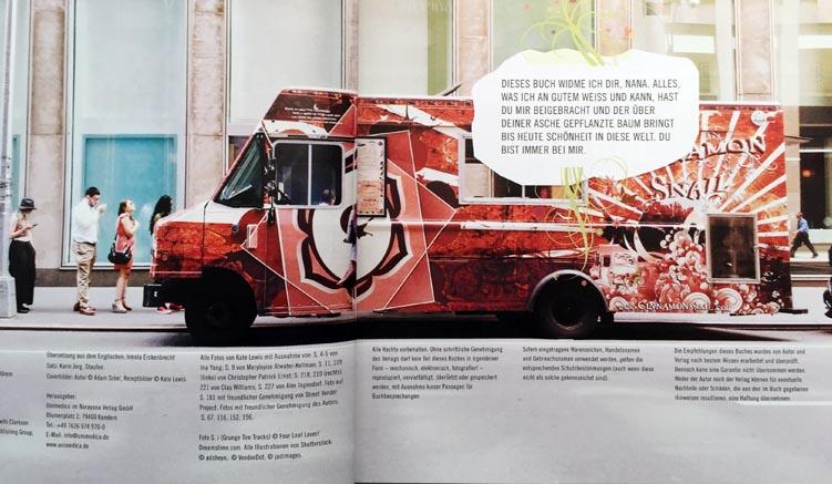 Adam Sobels Food Truck