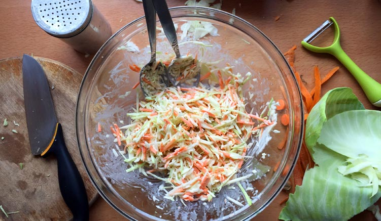 coleslaw-selber-machen