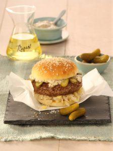 Der Reuben Burger (©UFOP)