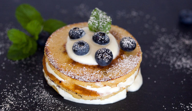 american pancake rezept pfannkuchen selber machen. Black Bedroom Furniture Sets. Home Design Ideas
