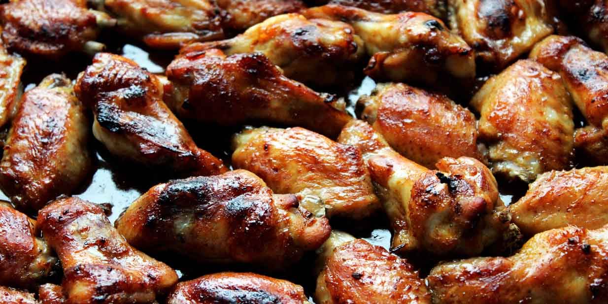 Chicken Wings Marinade