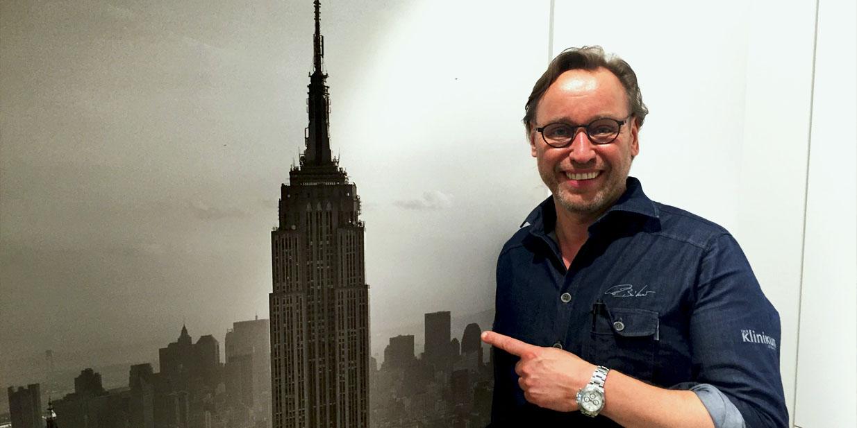 Thomas Bühner gibt kulinarische Tipps für New York