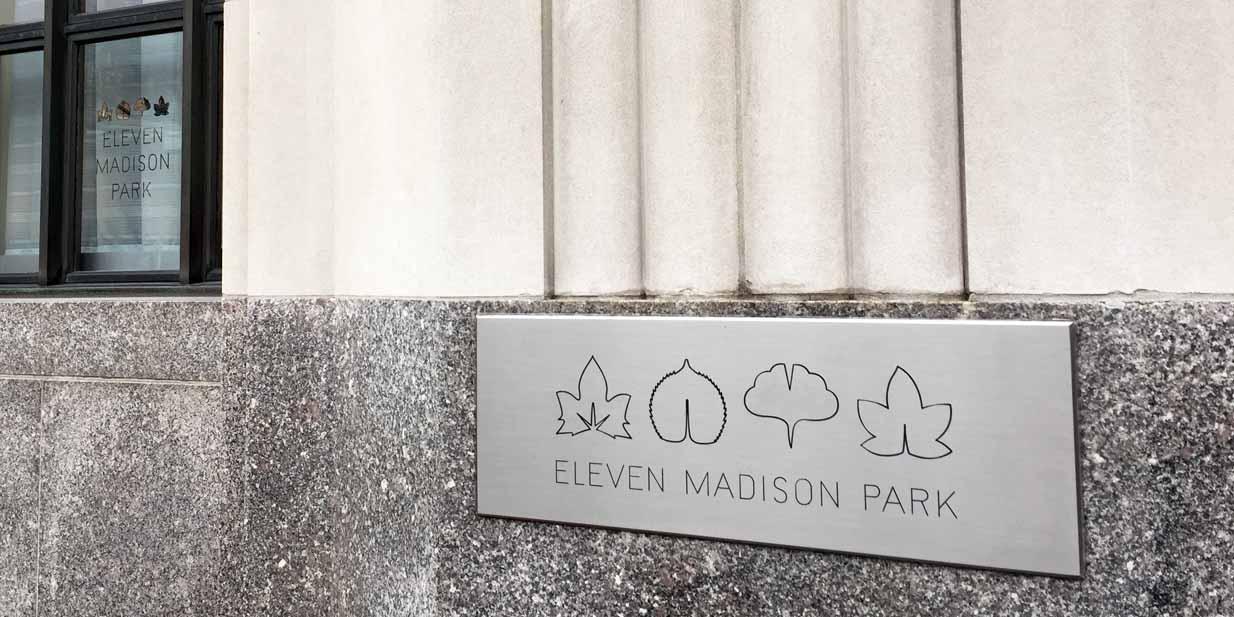 Renovierung Eleven Madison Park