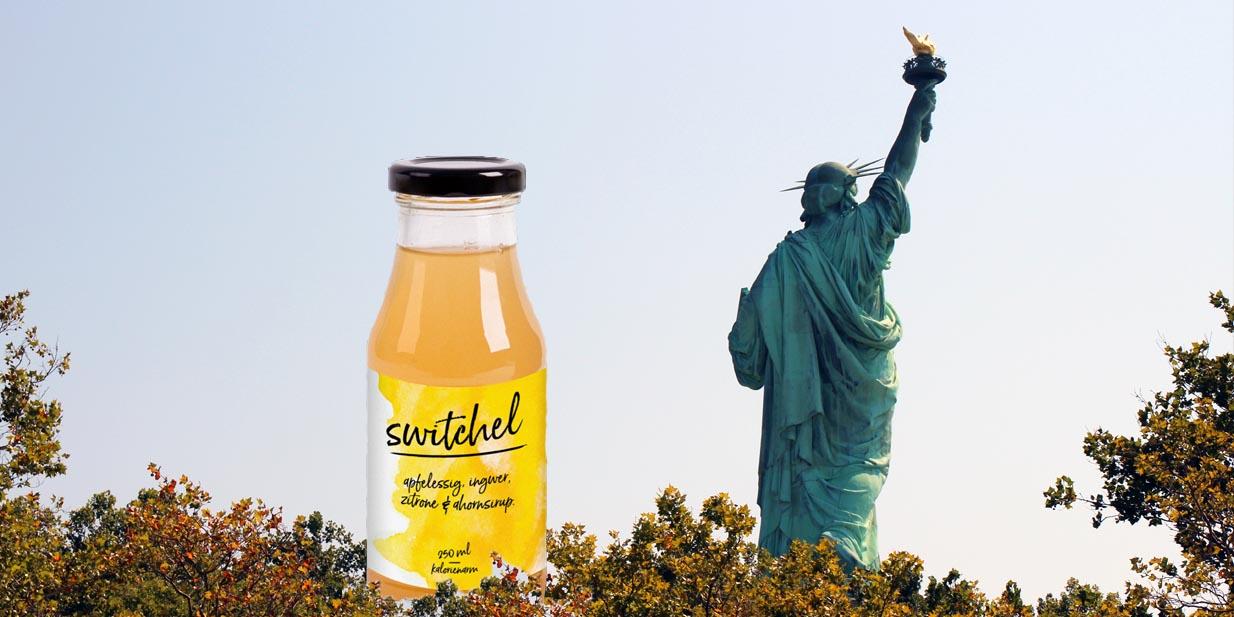 Trendgetränk Switchel – Von New York um die Welt