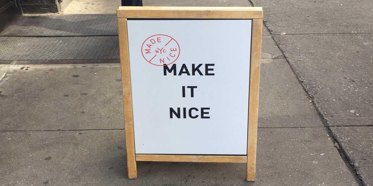 Made Nice Restaurant