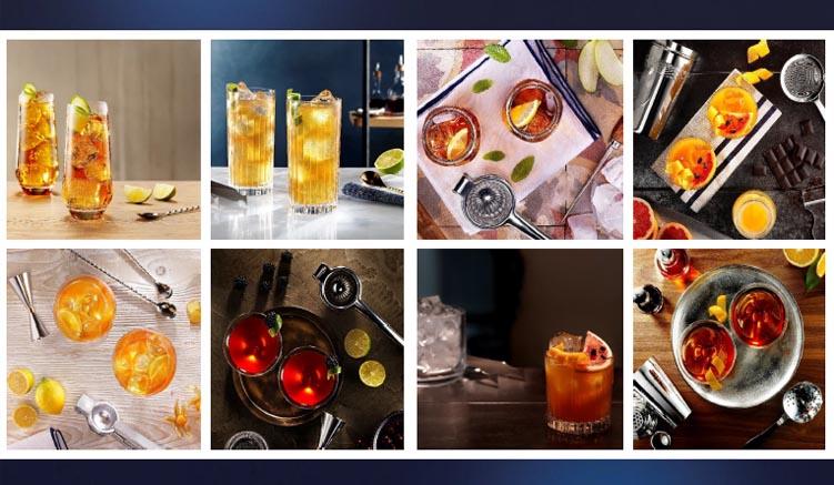 Metaxa-Cocktails