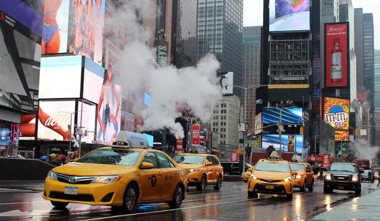 Tipps zum Taxifahren in New York