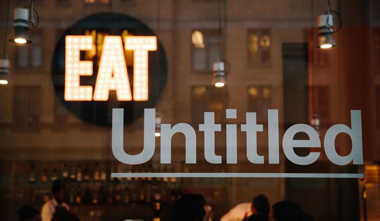 Restaurant Untitled