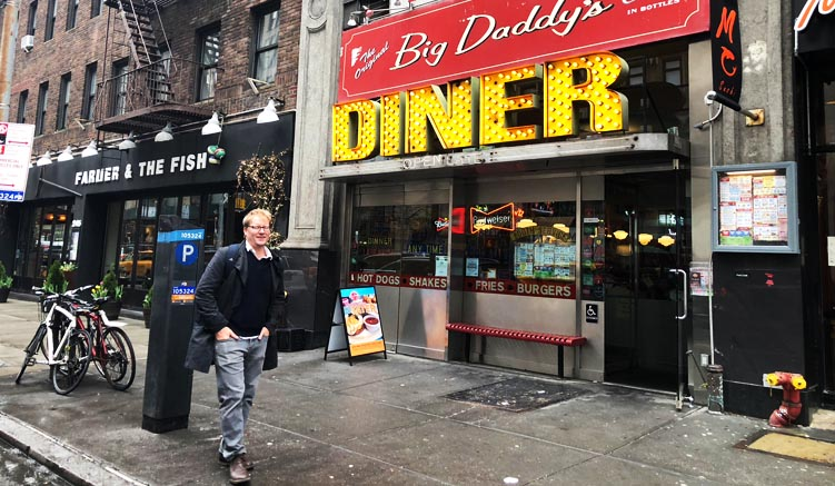 Big Daddy´s Diner