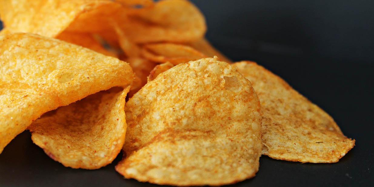 Wer hat die Chips erfunden - Geschichte der Kartoffelchips