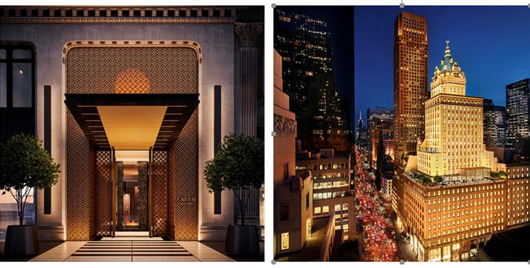 Aman New York Hotel