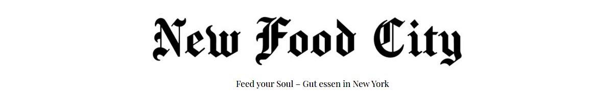 Essen in New York City - Restaruants und Street Food