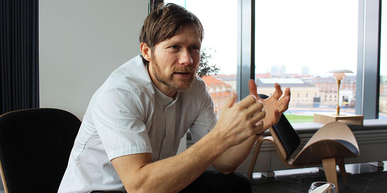 Rasmus Kofoed - Geranium